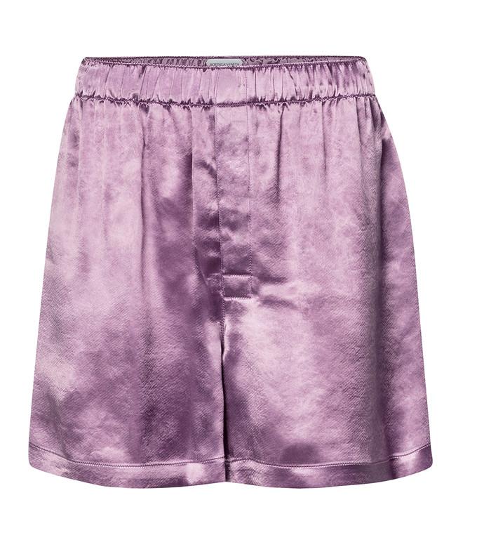 cupro track shorts