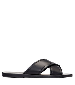 black thais sandals