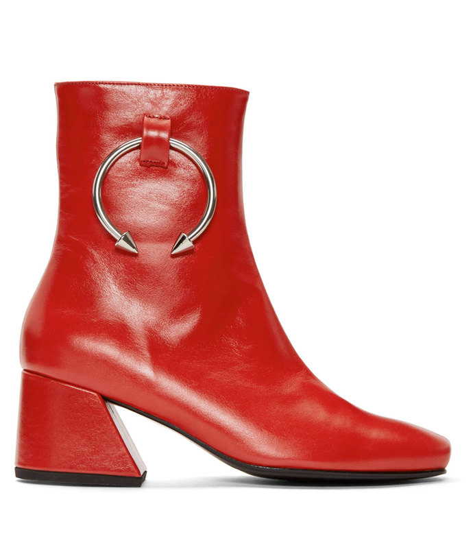 red nizip ii boots