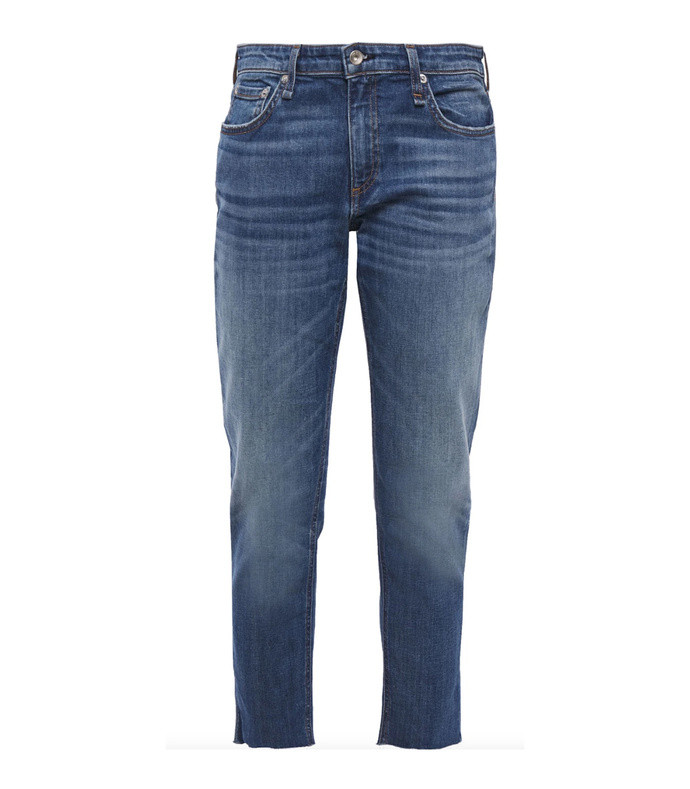 dre frayed boyfriend jeans