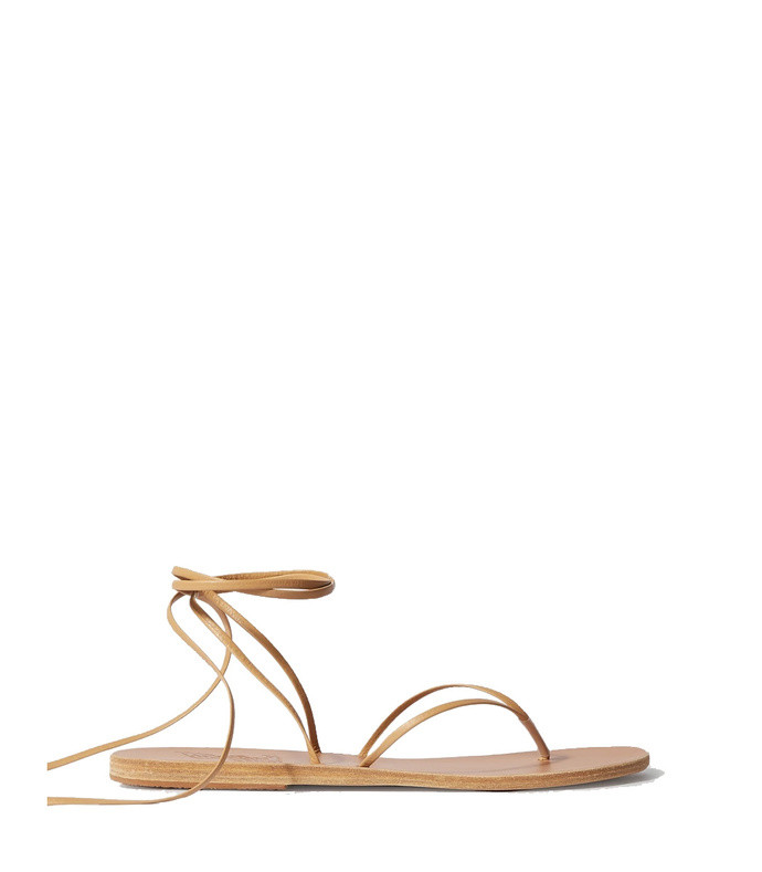 celia leather sandals