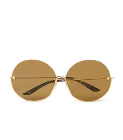 sense of sonder round-frame sunglasses