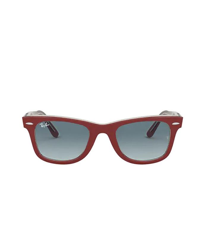 original wayfarer bicolour sunglasses
