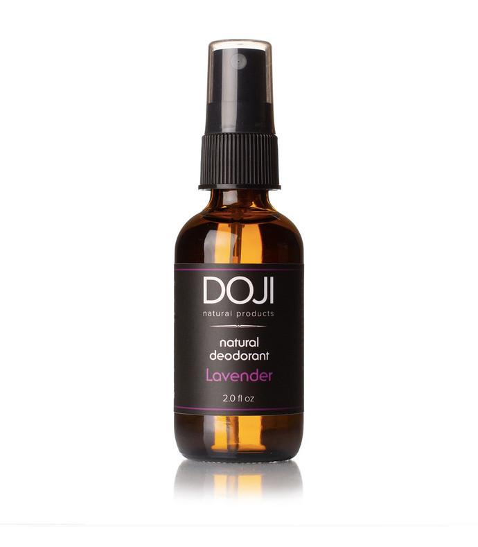 natural deodorant spray- lavender