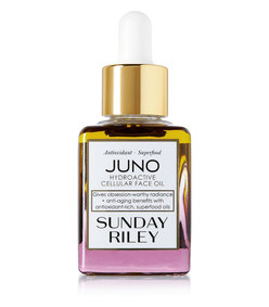 juno hydroactive cellular face oil, 35ml