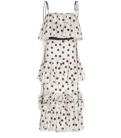 florence baker cotton eyelet dress
