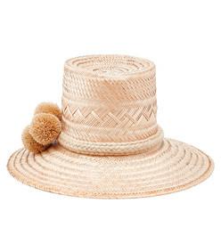 halt to the hunt hat with bon bon