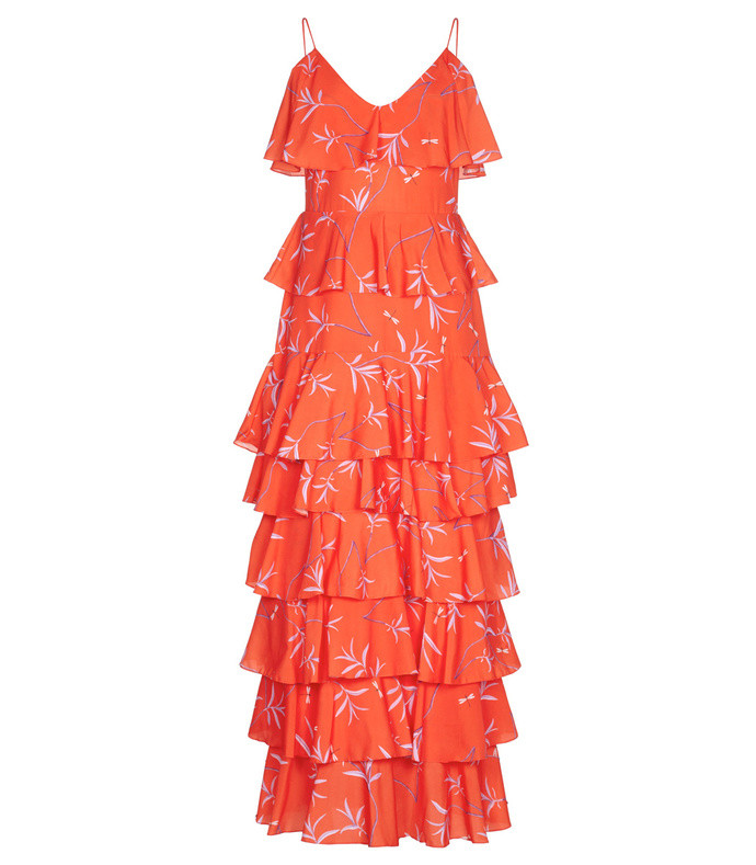 filipa crepe dress