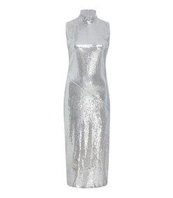 galaxy lurex gown