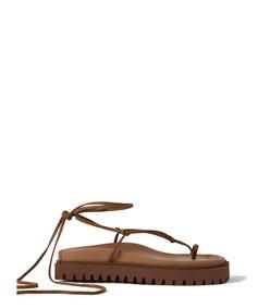 renee suede platform sandals