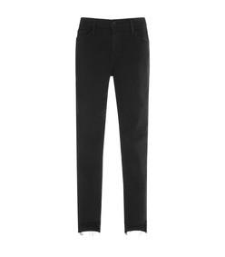 le skinny de jeanne asymmetric mid-rise jeans