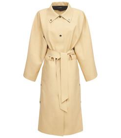 kimono belted coat