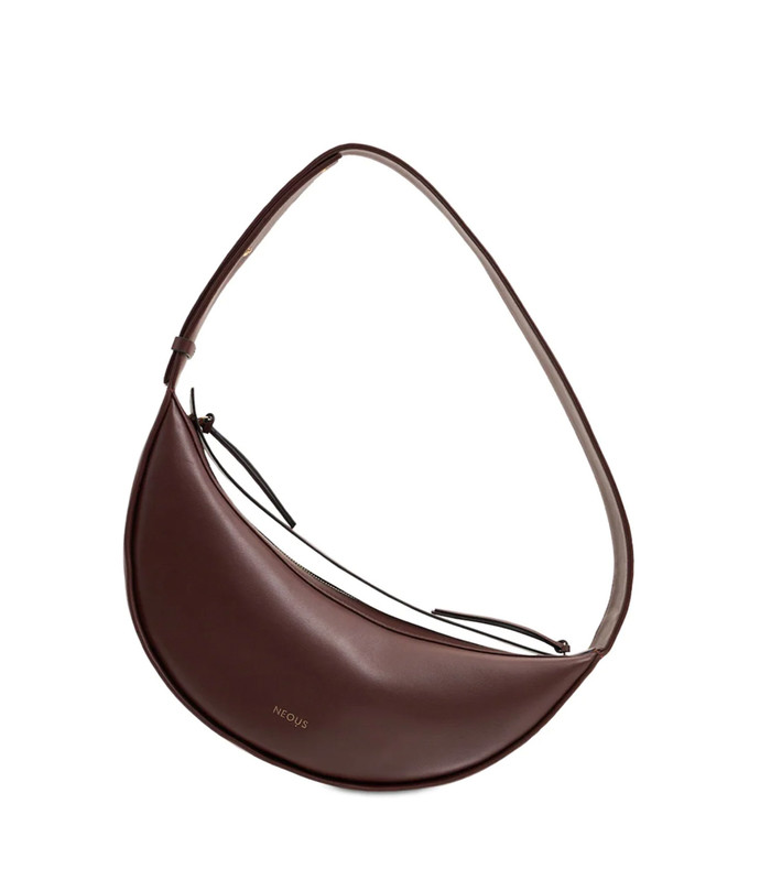 orion leather shoulder bag