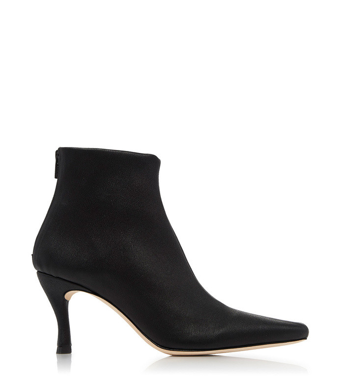 stevie leather ankle boots