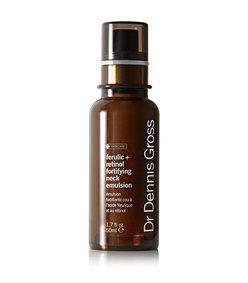 ferulic + retinol fortifying neck emulsion, 50ml