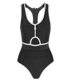 waimea bay cutout swimsuit