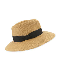 pheonix woven boater hat