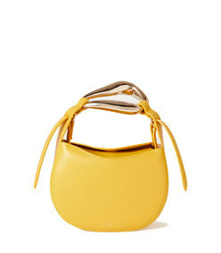kiss small leather tote