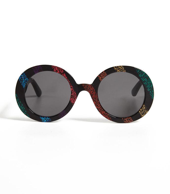 gg oval sunglasses