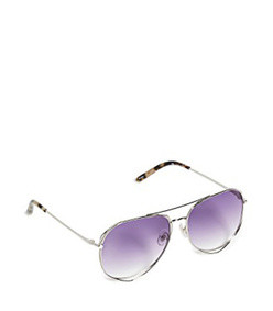 mathew williamson + linda farrow classic aviator sunglasses