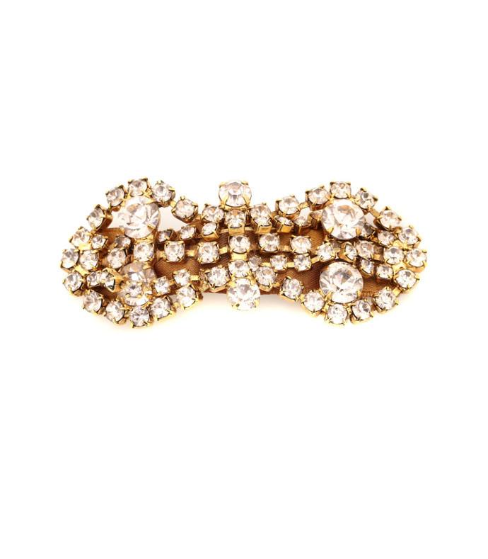 mia crystal hair clip