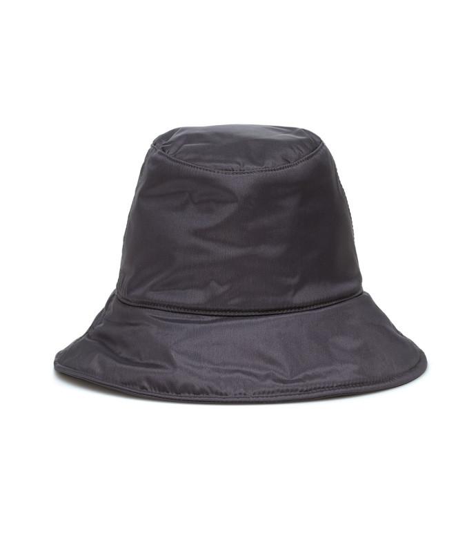 nellie silk bucket hat