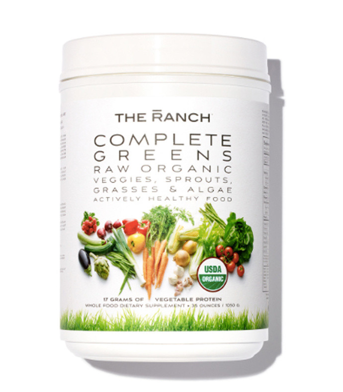 complete greens supplement