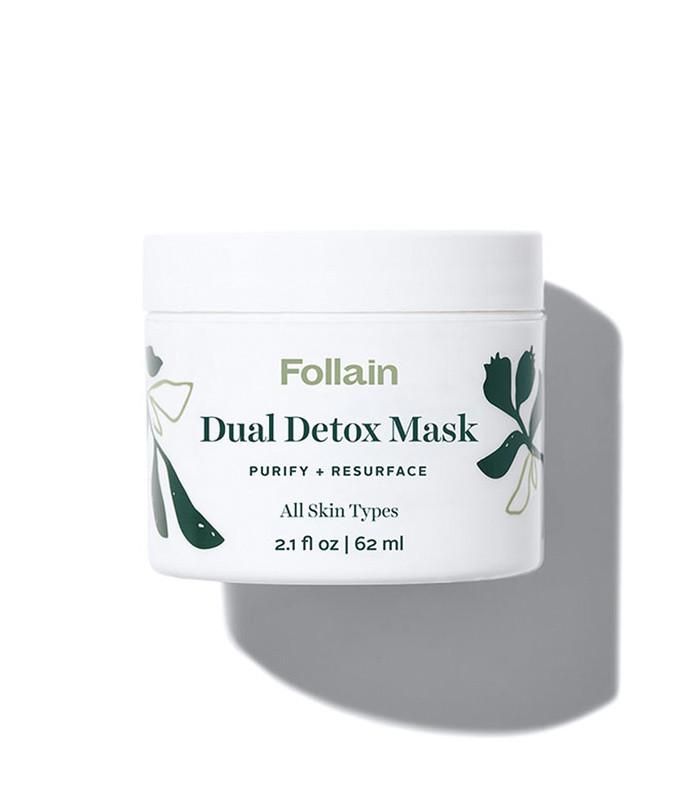 dual detox mask: purify + resurface