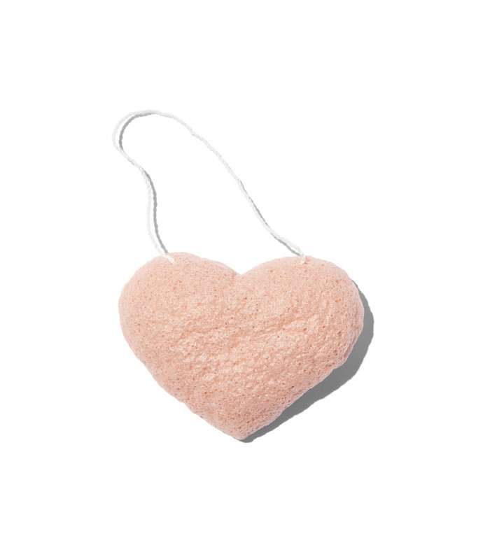 the cleansing sponge rose clay