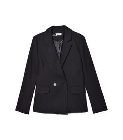 becky blazer in black