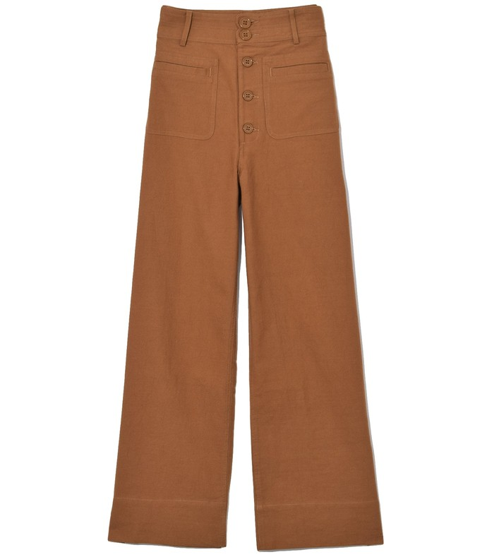 marston pant in cinnamon
