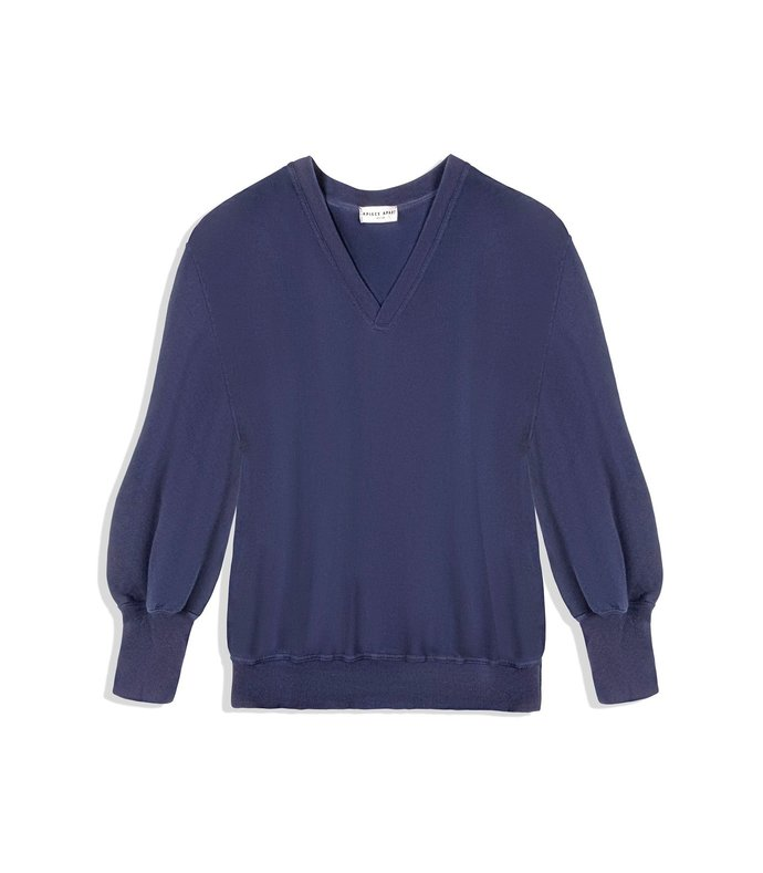 napoli sweatshirt in navy