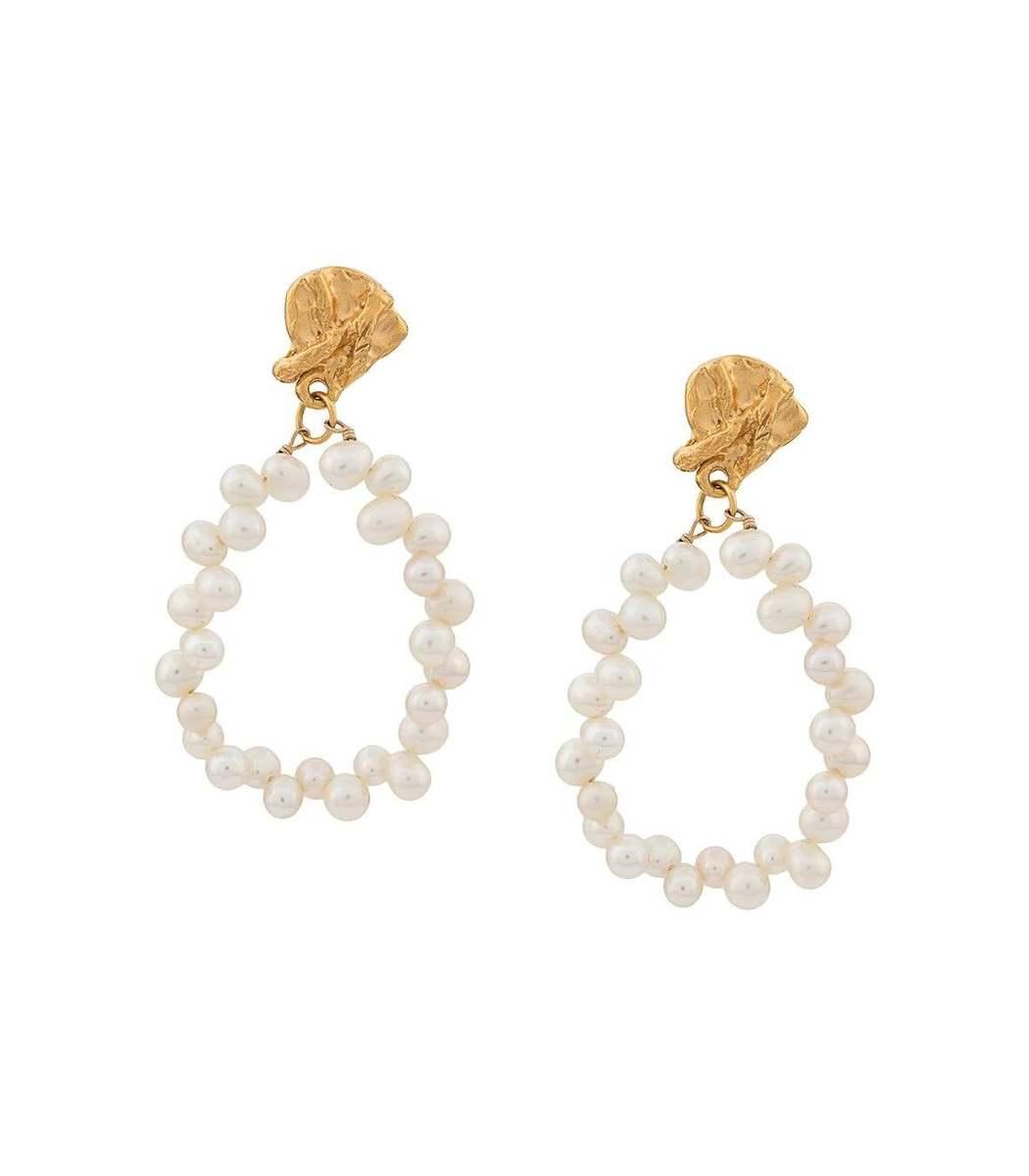 Alighieri Accessories Apollo`s Story earrings