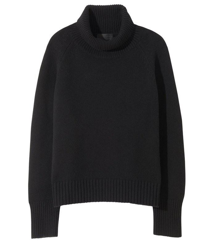 lanie sweater in black