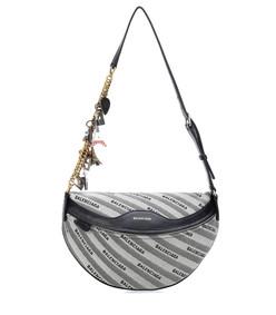 xs grey souvenir bag