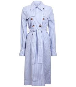 dell jacket dress in blue