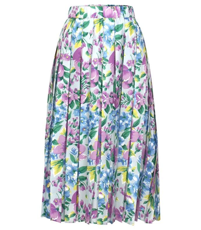 simoni skirt in gardenblossom