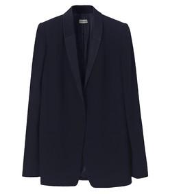 auberon blazer in night blue