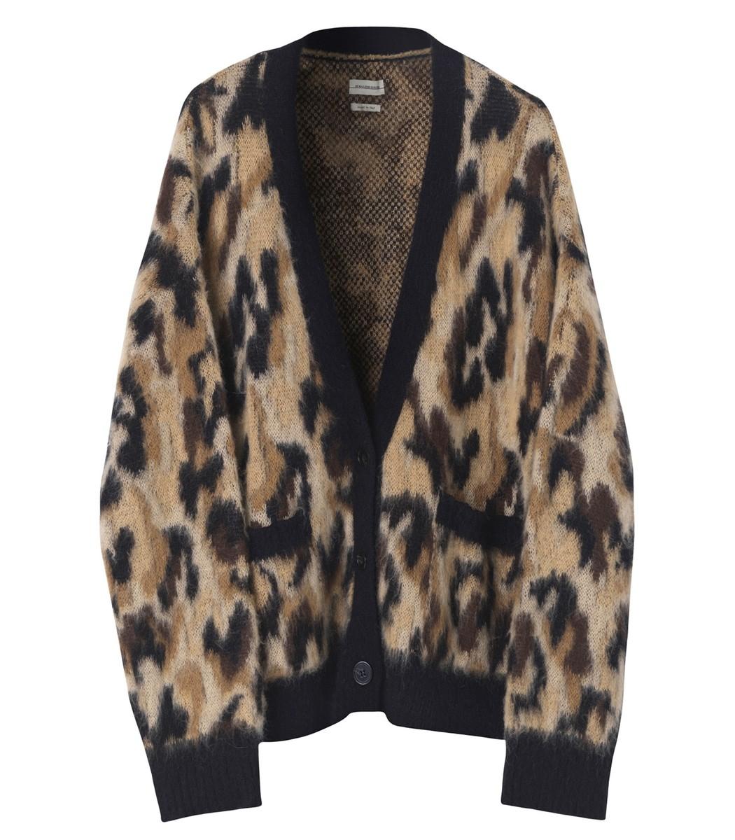 By Malene Birger Multicolor Jungle Bubbio Sweater