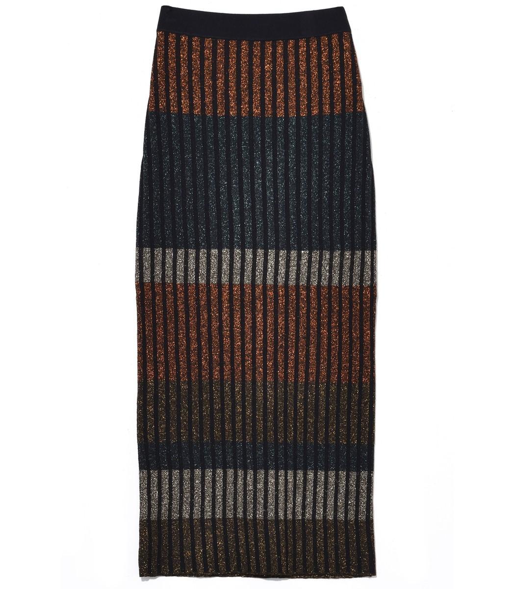 Multicolor Jungle Hollis Skirt