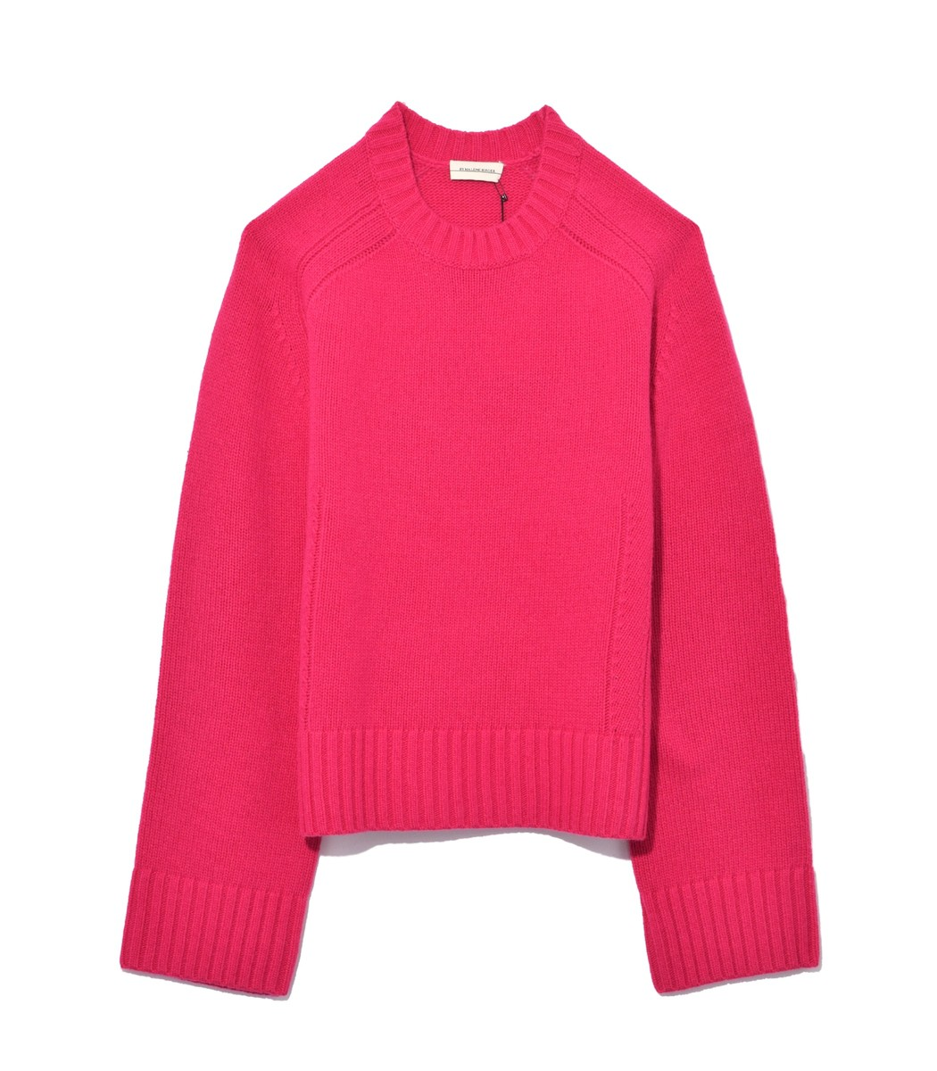 BY MALENE BIRGER Clear Pink Sullie Sweater