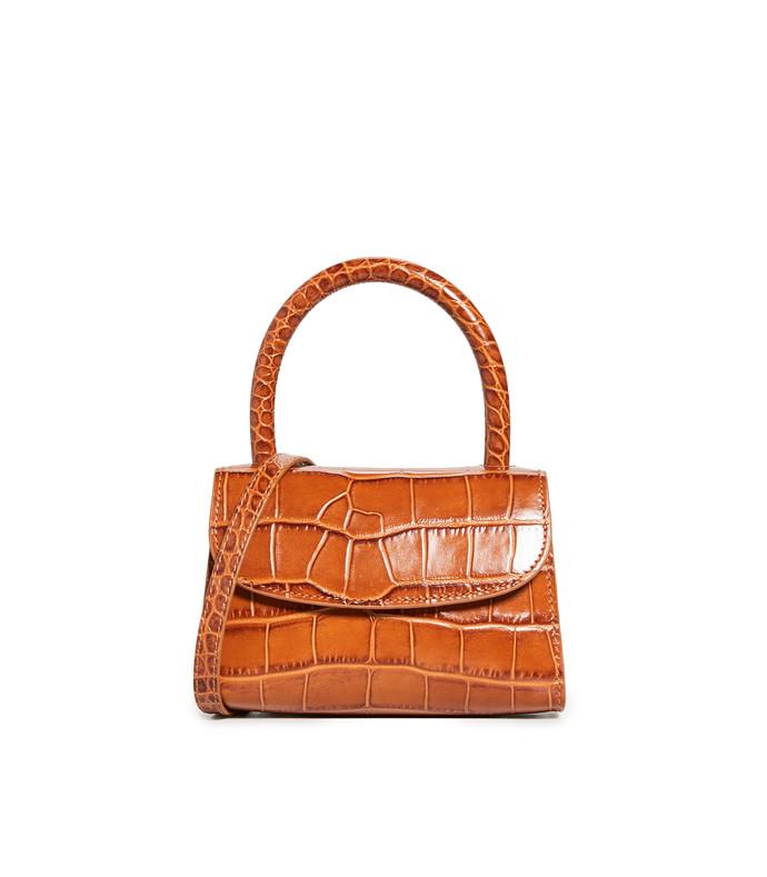 by far mini satchel bag