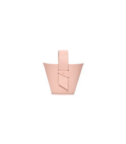 pink petal amphora mini bag