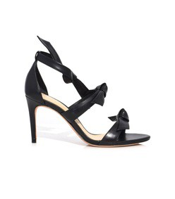 black gianna sandal