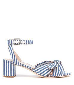 blue/cream jill sandal