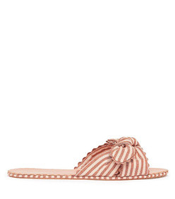 brique/blush shirley sandal