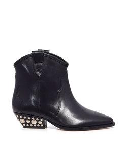 dawyna boot in black