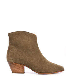 dacken boot in taupe