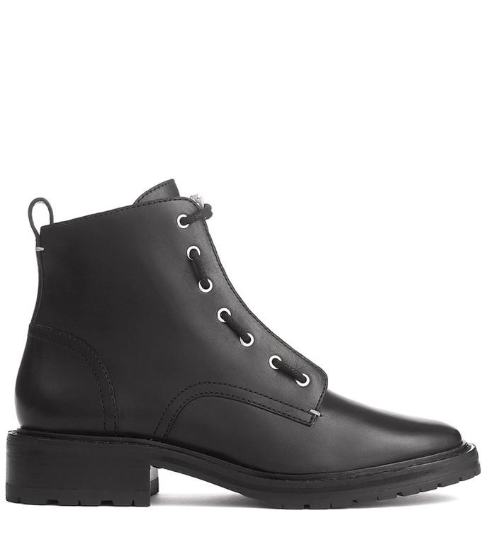 black cannon boot