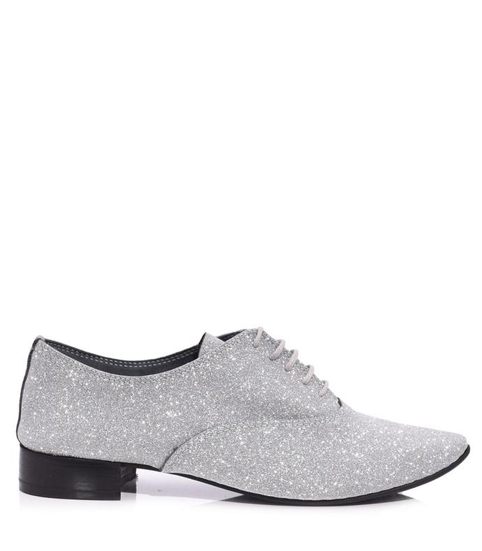 black argent charlotte oxford shoes